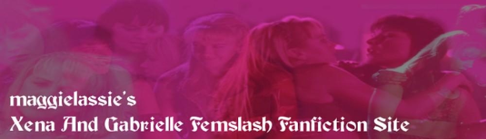 maggielassie's Xena/Gabrielle femslash