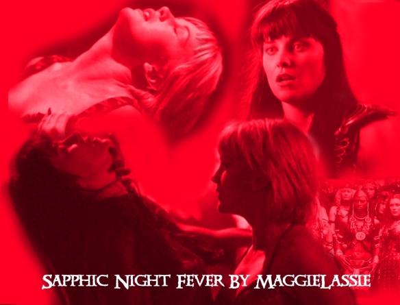 Sapphic Night Fever